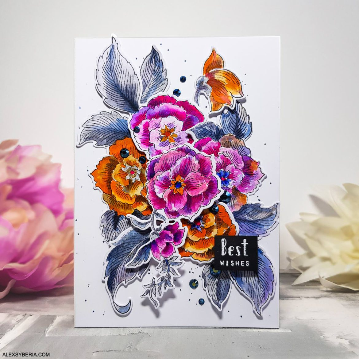 altenew-engraved-Flowers-alexsyberia-cards