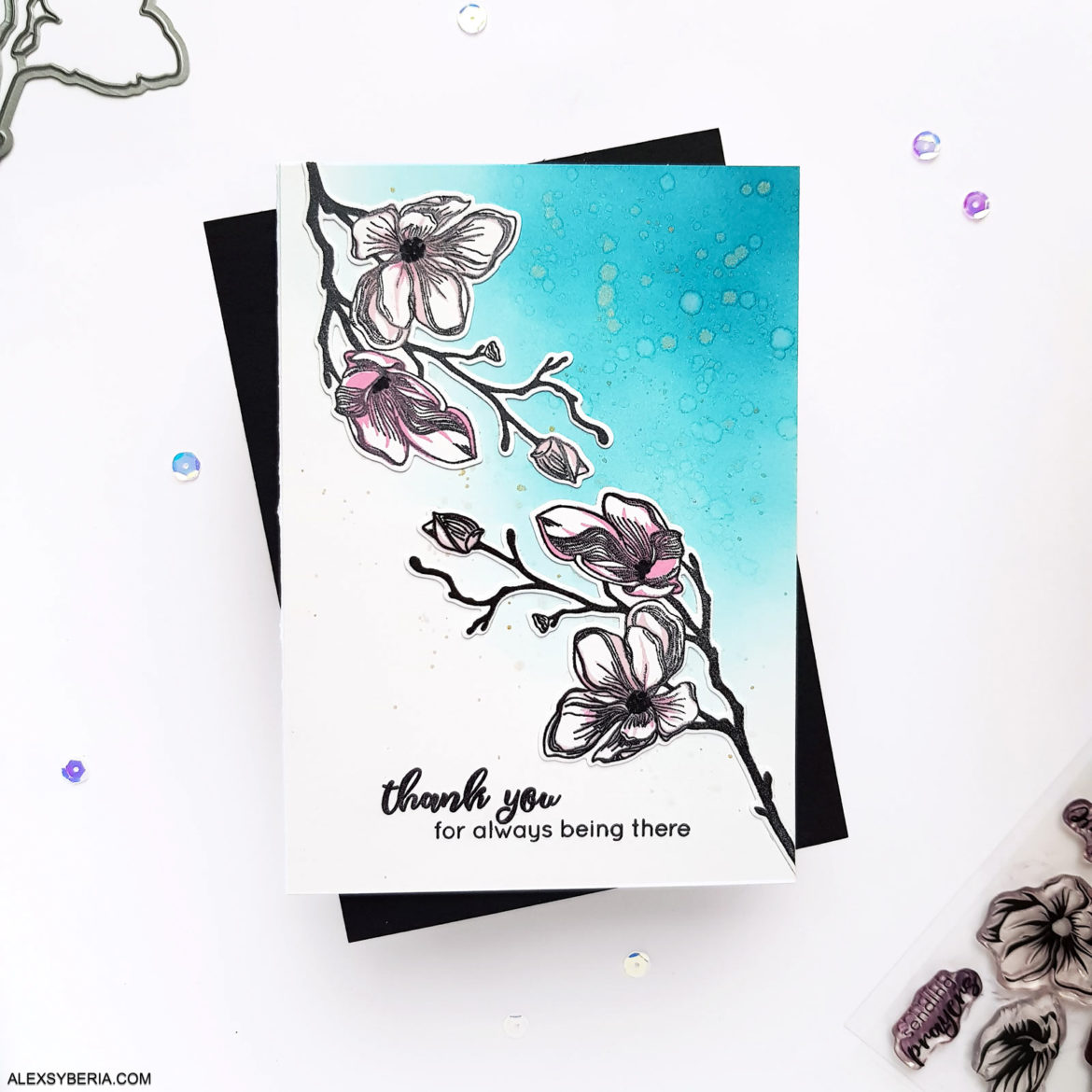 altenew-february-release-dotted-blooms-alexsyberia-card