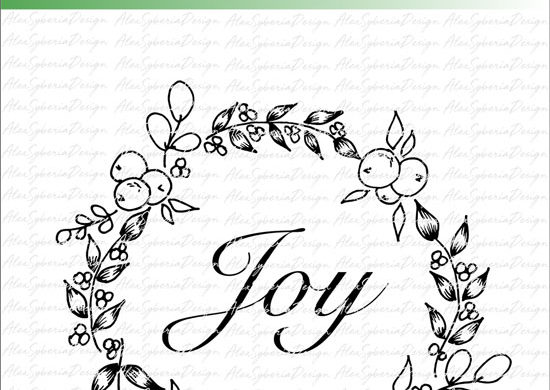 Etsy-joy-wreath-digi-stamps