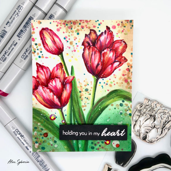 altenew-exotic-tulips-alexsyberia-copicmarkers-coloring