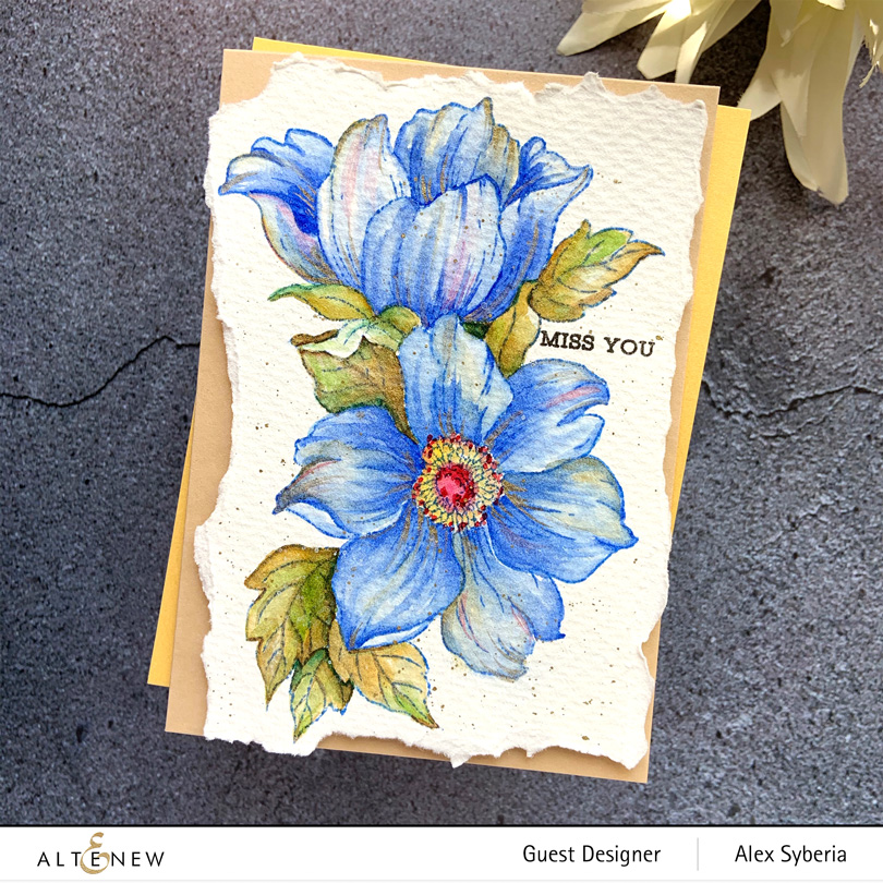 altenew-statement-flowers-alexsyberia-cardmaking-noline-watercolor-card